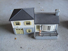 Vintage HO Scale Plasticville House Building #5 LOOK