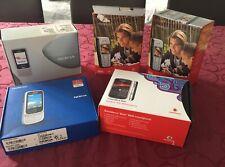 6 Handys 1 BlackBerry und 5 Nokia Handys