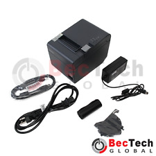 *NEW* Epson TM-T20II Direct Thermal USB Serial Receipt Printer P/N: C31CD52062