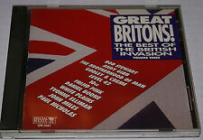 ROD STEWART - Great Britons! The Best of the British Invasion, Vol. 3 - CD Rare