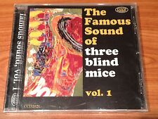 THE FAMOUS SOUND OF THREE BLIND MICE VOL. 1 AUDIOPHILE RARE CISCO TBM CD SEALED!