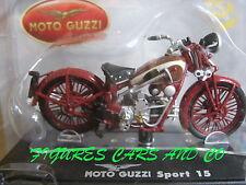 1/24 MOTO  GUZZI  SPORT 15   1931   STARLINE