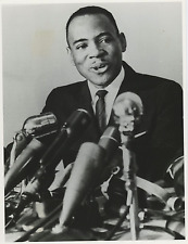 James Meredith, first Afro-American graduate from University of Mississippi  Vin