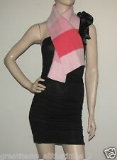 Burberry London Multi-Color Pink Women Knit Scarf