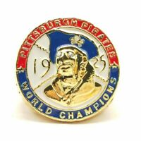 1925 Pittsburgh Pirates Mckechnie World Series 18k Gold Plated Championship Ring