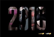 Australian Women's Sevens 2016 charity calendar