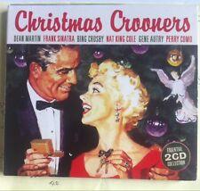 Christmas Crooners - Various Artists (CD, 2012, 2 Discs, Metro Select) NEW