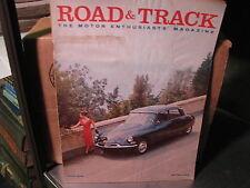 1958--June  ROAD & TRACK  Magazine