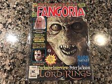 Fangoria 209! 2002 Route 666 Wicked Children Of The Living Dead Aenigma
