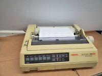 Oki MICROLINE 390  plus  Standard Dot Matrix Printer with parallel port
