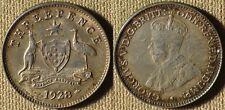 Australia : 1928(m) 3 P CH.AU-UNC  Toned #24  IR6253