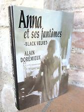 Anna et ses fantômes - Black Velvet - Alain Dorémieux 1994 Roman noir