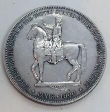 1900 Lafayette Commemorative Silver Dollar