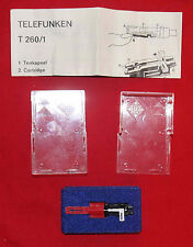 Tête lecture cellule neuve  Telefunken T-260/1 NOS Original cartridge (#1)