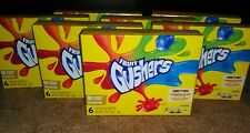 (8) BETTY CROCKER FRUIT GUSHERS FRUIT FLAVORED SNACKS *VARIETY PACK~TWO FLAVORS~