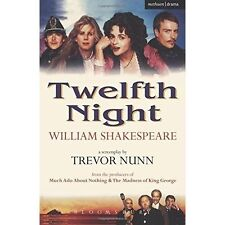"""VERY GOOD"" Nunn, Trevor, Twelfth Night (Screen and Cinema), Book"