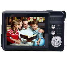 Compact digital Camera, Treetech 2.7 inch TFT LCD 8x Digital Zoom HD 720P 18 Me