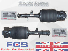 NEW GENUINE 03-08 LEXUS RX300 330 350 REAR SHOCK PAIR, FRONT RIGHT