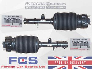 NEW GENUINE LEXUS RX300 RX330/350 REAR SHOCKS ABSORBERS 48090-48030 48080-48030