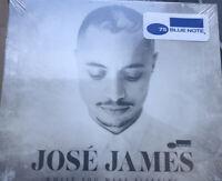 JOSE JAMES While You Were Sleeping USA SEALED CD 2014 JAZZ FUNK BLUE NOTE