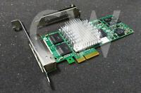 INTEL EXPI9404PTL PRO/1000 PT Quad Port LP Gigabit Ethernet PCIe Server Adapter