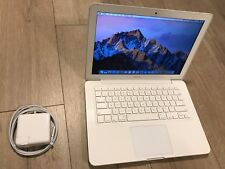 """Apple MacBook white13""""MC207LL/A250GBHDD/Intel2.26GHz/8GB Ram/MacOS Sierra/Office"""