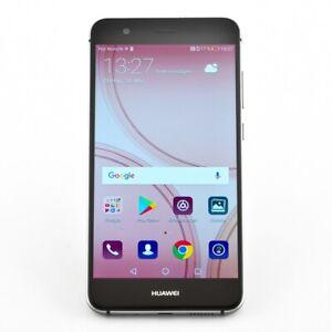 Huawei P10 lite DualSIM midnight black Gebrauchtware akzeptabel neutral verpackt