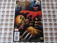 Wolverine Origins (2006) Marvel - #4, Born in Blood, Way/Dillon, VF