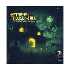 Betrayal at House on The Hill 2nd Edition Cooperative Game 60 Minutes Play Time