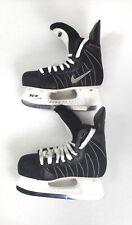 NIKE IGNITE Bauer Ice Skates Size 3.5 kids uk~Ice Hockey~Tuuk Custom