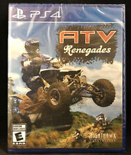 ATV Renegades (Sony PlayStation 4, 2017)