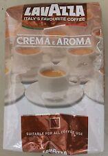 Lavazza Kaffee Bohnen Crema E Aroma, Bohnenkaffee, 4er Pack, 4x1000g, Beutel