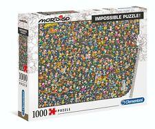 Clementoni 39550 Mordillo Impossible 1000 Teile Puzzle