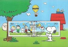 Germany Mi.Nr. Block 82 (2018) cancelled First Day (Bonn)/Comics (Snoopy)