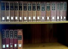 Dictionary of American Biography Scribners Complete Set 1-11 Plus 8 Supplements+