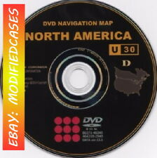 2004 2005 2006 2007 Toyota Lexus Gen 4 Navigation 2016 Map Update DVD V 15.1 U30