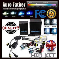 55W HID Xenon Ballast Conversion H7 Kit Car Headlights Lights Bulbs Super Bright