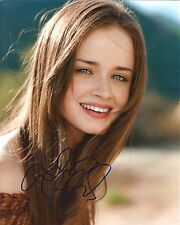Alexis Bledel signed 8x10 Photo - Exact Proof - Rory Gilmore' Gilmore Girls
