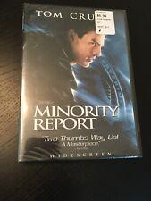 New Minority Report (Dvd, 2003) Still Shrink Wrapped