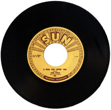 """JACK EARLS AND THE JIMBOS  """"A FOOL FOR LOVIN' YOU""""   ROCKABILLY"""