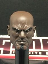 MARVEL LEGENDS PAINTED AND FITTED LUKE CAGE 1:12 HEAD CAST FOR 6IN FIGURE