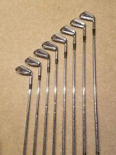 Vintage (Pre-1972)Ben Hogan Irons 2-9 Stiff RH Steel Golf Clubs