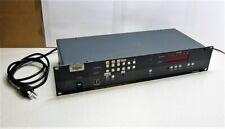 Kramer VS-646 6x6 Video/Balanced Audio Matrix