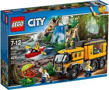 LEGO City 60160 - Laboratorio Móvil En Selva NUEVO