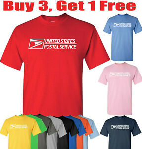 T-Shirt compatible With United States Postal Service usps post office Tee