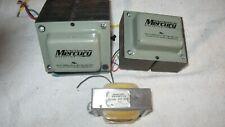 Mercury Magnetics Axiom JMI-30c Transformer set