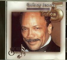QUINCY JONES - TAKE FIVE - CD - NEW - SEALED