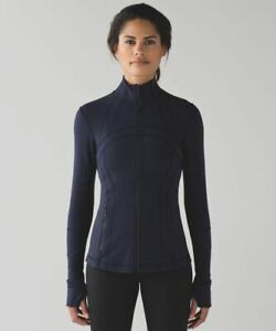 NWT Lululemon Define Jacket ~SIZE:6~Midnight Navy