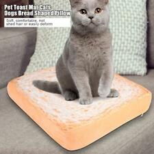 40*40*7cm Soft Removable Pet Bed Mat Small Dog Cat Toast Mat Sofa Cushion Pillow