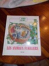 Livre Les Animaux familiers Illustrations de Concetta Flore Harris  PICCOLIA
